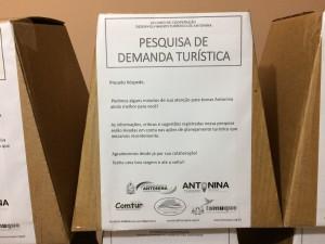 foto detalhe urna pesquisa demanda 2018