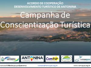Campanha de Conscientizacao Turistica