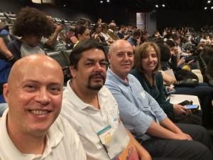 Foto congresso SESI ODS 2018 noite da premiacao