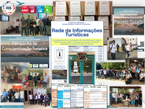 Imagens do Plano de Desenvolvimento Turistico de Antonina