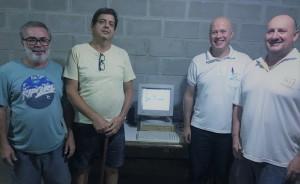 Foto entrega PC Loja Itapoa 24abr19 2