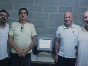Foto entrega PC Loja Itapoa 24abr19